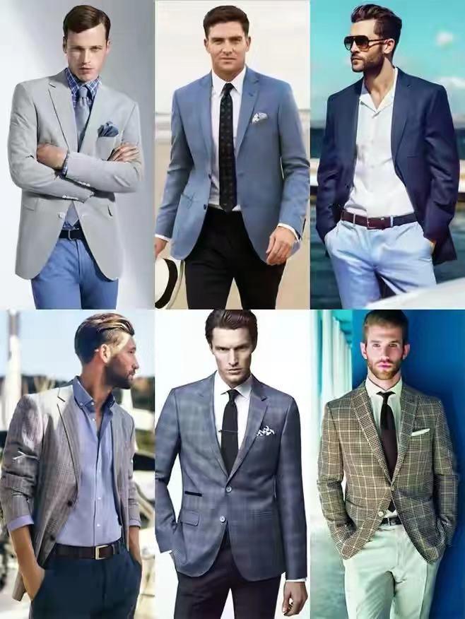 春季衣橱不可或缺的时尚单品——衣邦人定制西装!