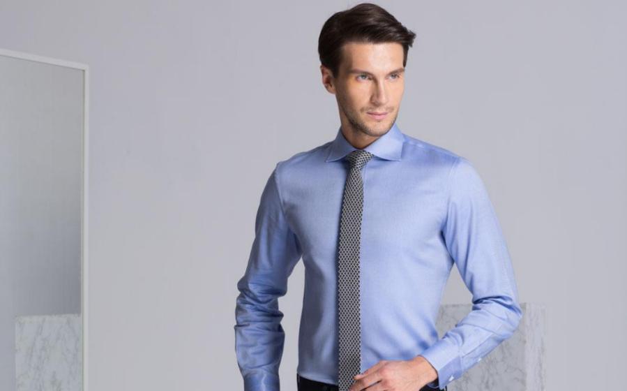衣邦人定制免烫衬衫,真的是商务人士的福