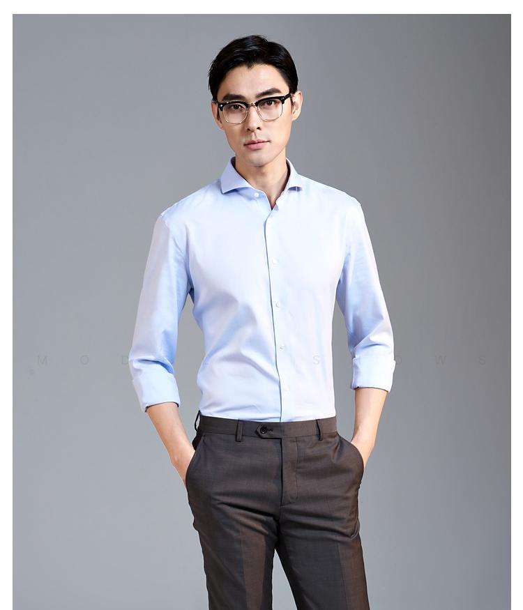 衣邦人定制衬衫,给我极致的商务体验
