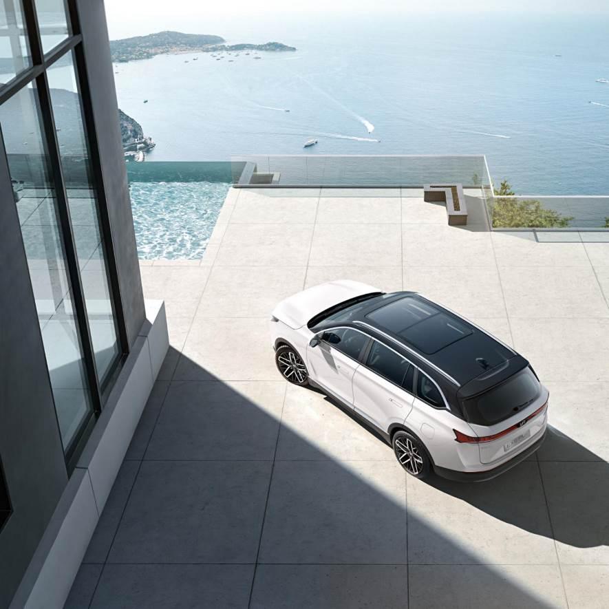 威马EX6 Plus 6座正式开始预售!解锁新能源汽车新高度