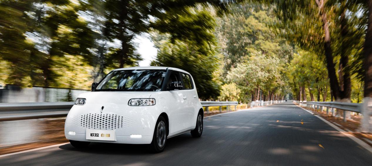 十万以下新能源好车,非欧拉白猫莫属