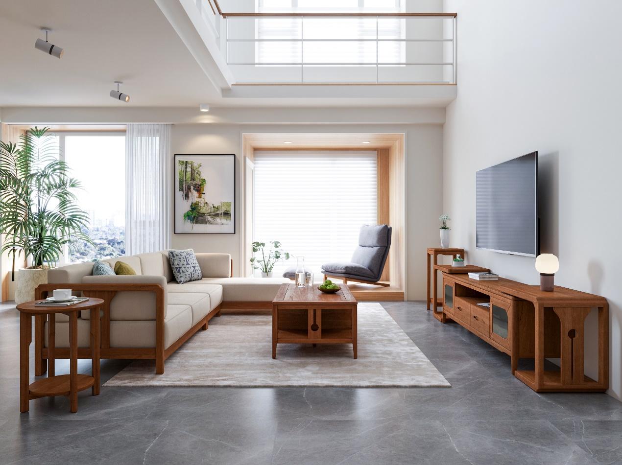 林氏木业: 全品类全风格产品,满足你对家的美好渴望